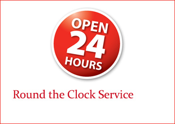Round The Clock Service